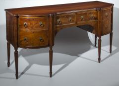Regency Style Solid Padouk Sideboard or Serving Table - 1071257