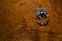 Regency Style Solid Padouk Sideboard or Serving Table - 1071258