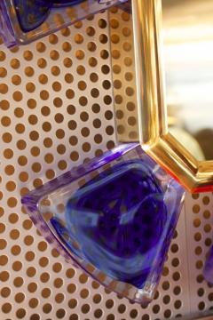 Regis Royant Fantastic Murano Glass Mirror - 730741