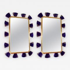 Regis Royant Fantastic Murano Glass Mirror - 732034