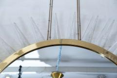 Regis Royant Huge Sunburst Mirror - 730708
