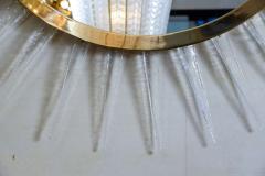 Regis Royant Huge Sunburst Mirror - 730709