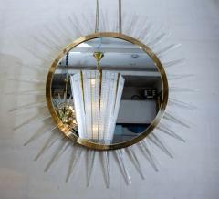 Regis Royant Huge Sunburst Mirror - 730710