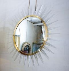 Regis Royant Huge Sunburst Mirror - 730711