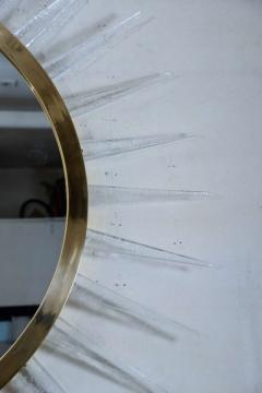 Regis Royant Huge Sunburst Mirror - 730712