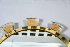 Regis Royant Murano and Glass Mirror - 730643