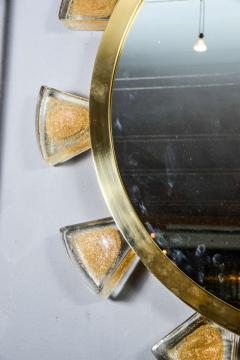 Regis Royant Murano and Glass Mirror - 730644