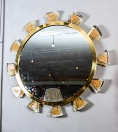Regis Royant Murano and Glass Mirror - 730645