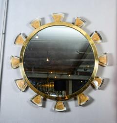 Regis Royant Murano and Glass Mirror - 730646