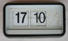 Remigio Solari Solari di Udine Flip Clock - 203290