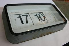 Remigio Solari Solari di Udine Flip Clock - 203291
