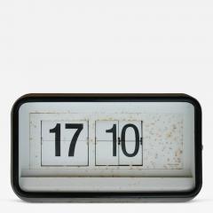 Remigio Solari Solari di Udine Flip Clock - 248095