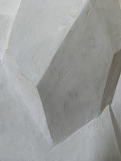 Ren Bascands MODERNIST SCULPTURE Plaster Study - 1148987