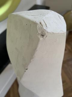 Ren Bascands MODERNIST SCULPTURE Plaster Study - 1149000