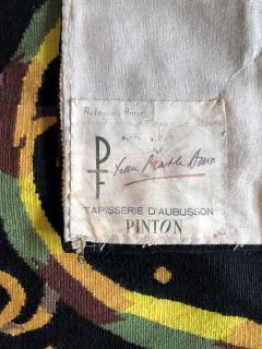 Ren Fumeron Aubusson Tapestry by Ren Fumeron Autumn Winter Woven in Pinton Workshop 1 6 - 1304984