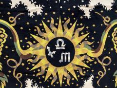 Ren Fumeron Aubusson Tapestry by Ren Fumeron Autumn Winter Woven in Pinton Workshop 1 6 - 1304989
