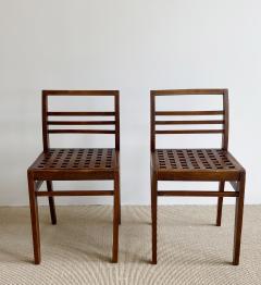Ren Gabriel Pair of Ren Gabriel Chairs Model 103 - 1969701
