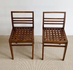 Ren Gabriel Pair of Ren Gabriel Chairs Model 103 - 1969702