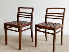 Ren Gabriel Pair of Ren Gabriel Chairs Model 103 - 1969713
