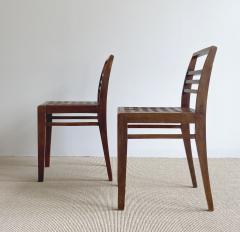 Ren Gabriel Pair of Ren Gabriel Chairs Model 103 - 1969714