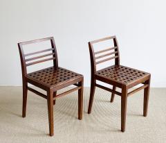 Ren Gabriel Pair of Ren Gabriel Chairs Model 103 - 1969716