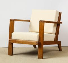 Ren Gabriel Single Lounge chair with detailed back - 1178060