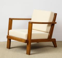 Ren Gabriel Single Lounge chair with detailed back - 1178061