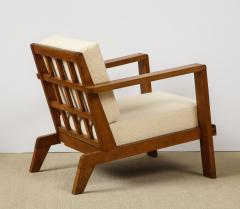 Ren Gabriel Single Lounge chair with detailed back - 1178066