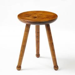 Ren Gabriel Style Low Table Stool France c 1950 - 2115245
