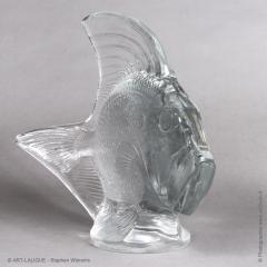 Ren Lalique Lalique Co A Large Fish Sculpture Made By R Lalique In 1922 - 1474344