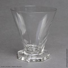 Ren Lalique Lalique Co A Quincy Set Of Glasses By R Lalique Made In 1935 - 1444575