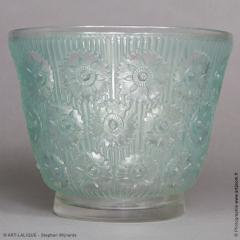 Ren Lalique Lalique Co An Edelweiss R Lalique Vase Made In 1937 - 1444568