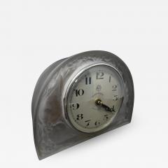 Ren Lalique Lalique Co Ren Lalique Glass Moineaux Sparrows Clock - 1995175