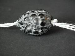 Ren Lalique Lalique Co Rene Lalique Black Glass Grosses Graines Necklace - 2005201