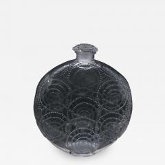 Ren Lalique Lalique Co Rene Lalique Clear Glass Forvil 8 Relief Perfume Bottle - 1757036