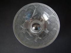 Ren Lalique Lalique Co Rene Lalique Clear and Frosted Glass Cernay Inkwell - 2004204