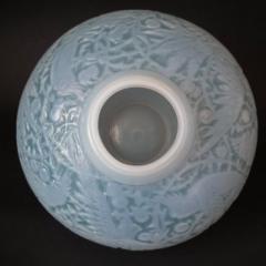 Ren Lalique Lalique Co Rene Lalique Opalescent Glass Aras Vase - 2006053