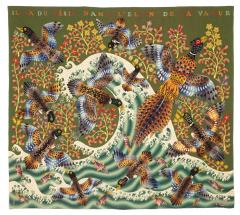 Ren Perrot Sublime Tapestry by Ren Perrot The Wave  - 1916665