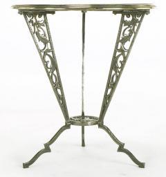 Rena Rosenthal Rena Rosenthal Cast Metal Art Deco Table - 280247