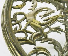 Rena Rosenthal Rena Rosenthal Cast Metal Art Deco Table - 280249