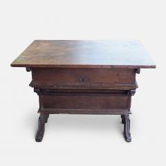 Renaissance Swiss Bankers or Merchants Table circa 1580 - 1125004