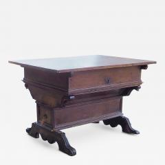 Renaissance Swiss Bankers or Merchants Table circa 1580 - 1125655