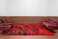 Renata Bonfanti Marvelous Orfeo Wool Carpet by Renata Bonfanti - 748991