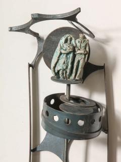Renato Bassoli Renato Bassoli Sculpture The Wedding Made in 1960 in Italy - 468212