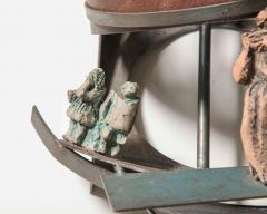 Renato Bassoli Renato Bassoli Sculpture The Wedding Made in 1960 in Italy - 468217