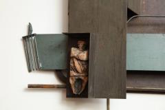 Renato Bassoli Wall Sculpture the Ride Made in Italy by Renato Bassoli - 463387