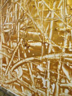 Renato Freitas Abstract Oil on Canvas - 510229