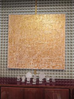 Renato Freitas Abstract Oil on Canvas - 510241