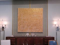 Renato Freitas Abstract Oil on Canvas - 510247