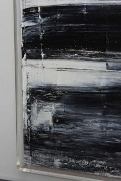Renato Freitas Renato Freitas Original Oil on Canvas 2015 Black and White 1 - 42506